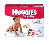 Huggies Supreme Little Movers proven Waterless protection, Size 3,128-Count, Shop for Huggies low plus Spend $50 Get Free Shipping
